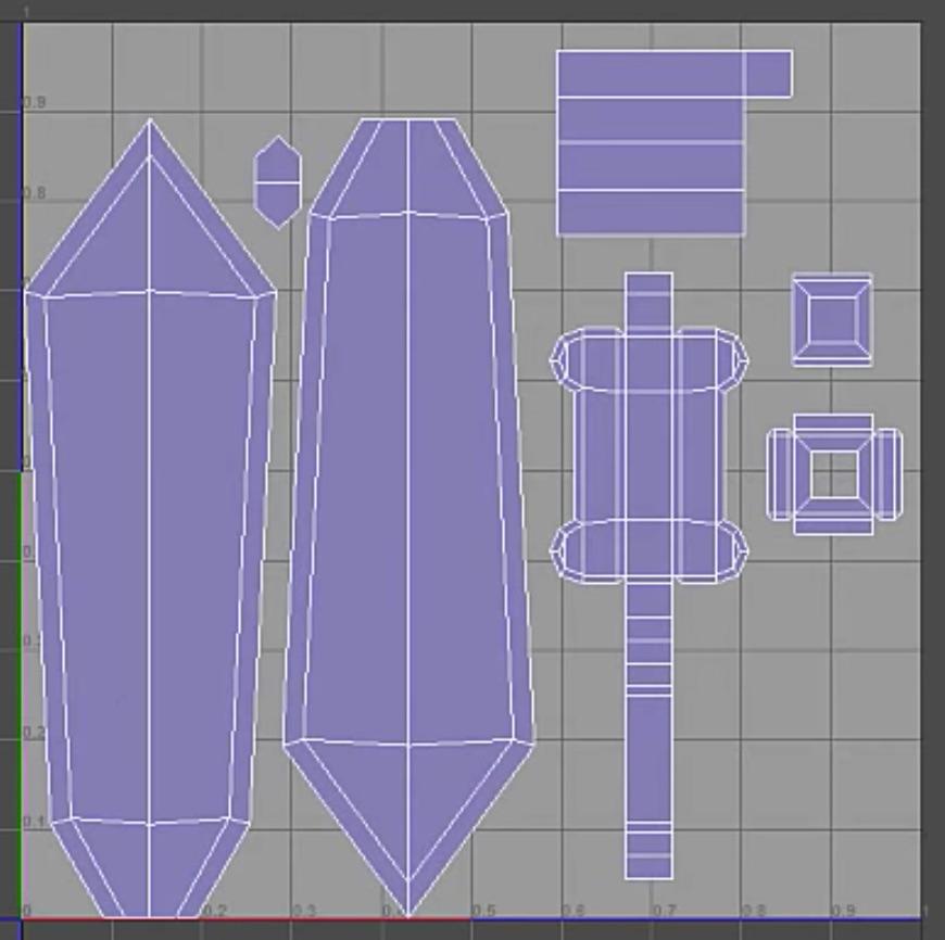 Autodesk Maya - Material and UV Layout | STYLY