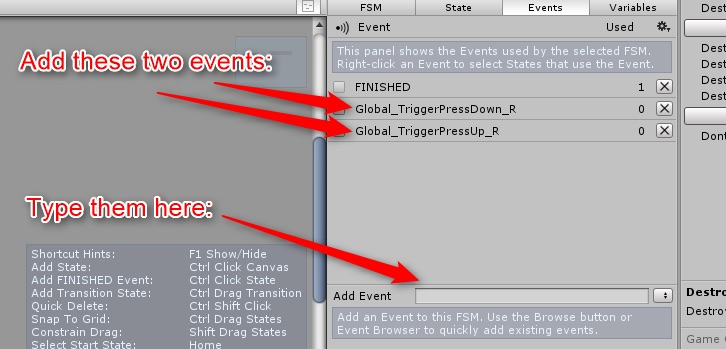 The addition of two global events