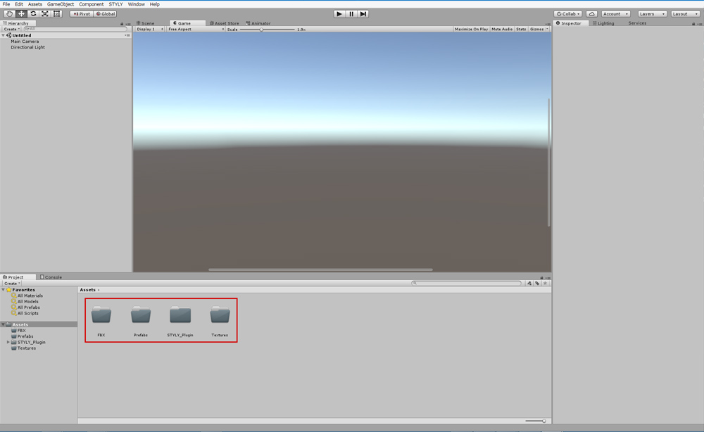 VR space, 'Sci-Fi Laboratory' #3 Unity | STYLY