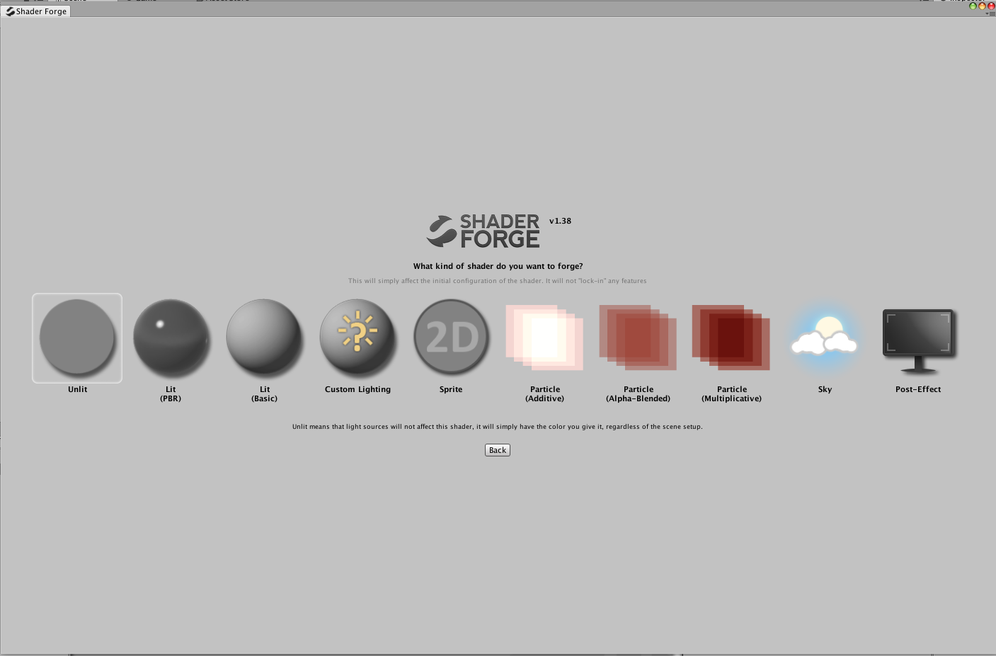 shader forge