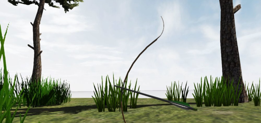 HOW TO USE VIRTUAL REALITY CONTROLLERS TO CREATE AN AMAZING BOW AND ARROW EXPERIENCE IN STYLY