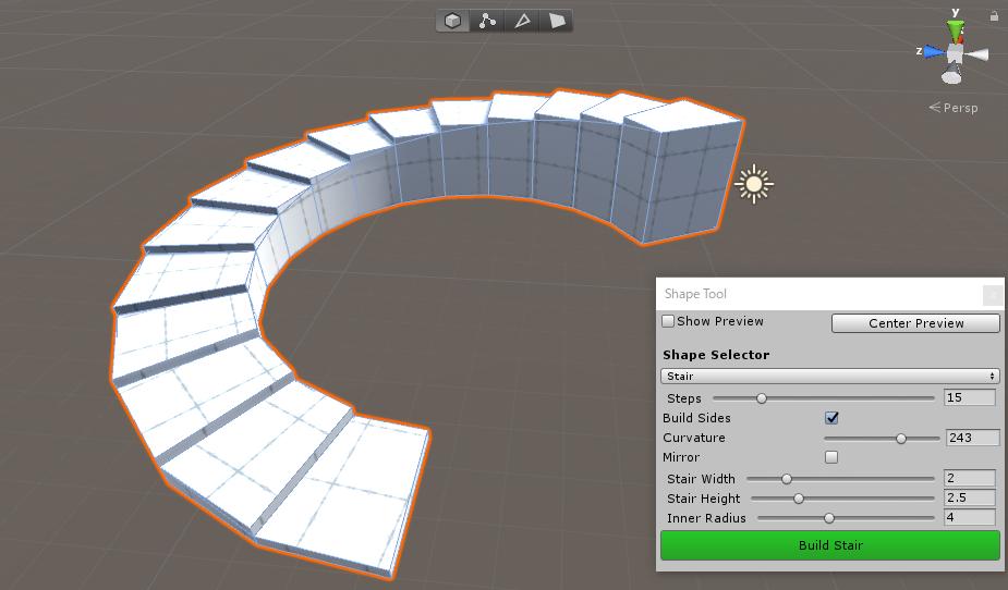 【Unity】3Dモデリングツール「ProBuilder」の使い方