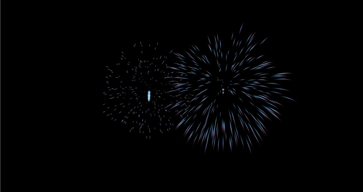 How to make fireworks by Particles in Unity – Fireworks with thin trails