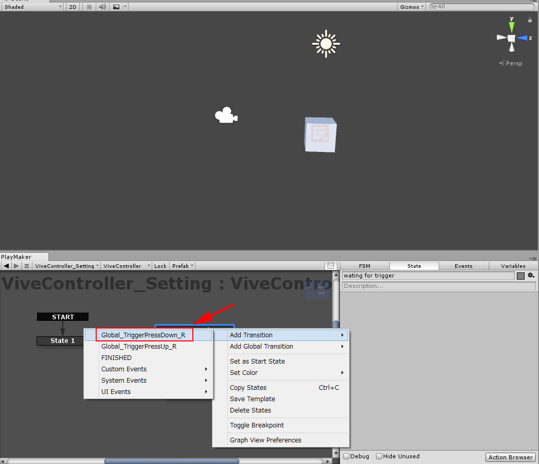 unityのplaymakerでスローモーションのシーンを作る方法 vol 2 styly
