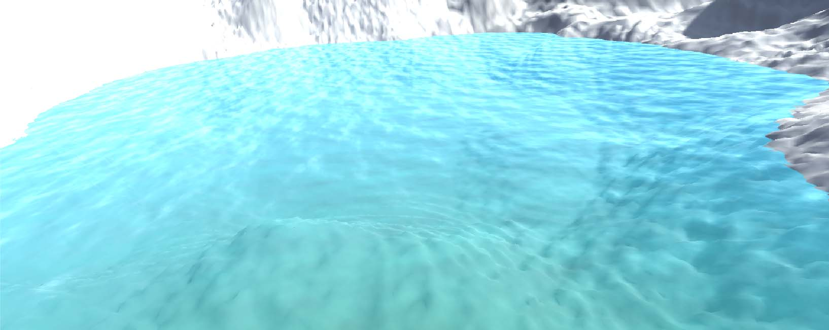 How to make a water surface with up-and-down motion by Shaderforge in Unity