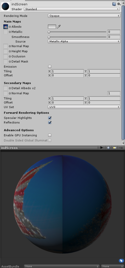 Hologram indicator : tutorial 3 Unity with Amplify shader editor and playmaker