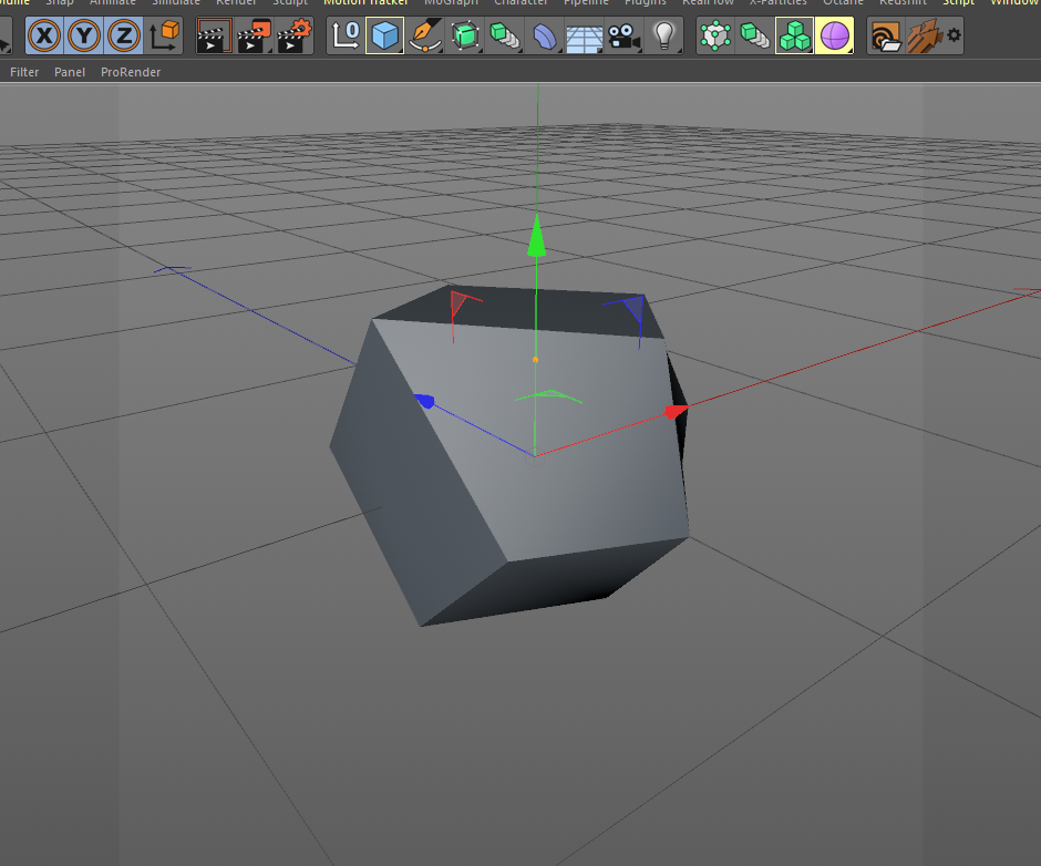 Rocks : tutorial 1. modeling with c4d r20 volume modeling.