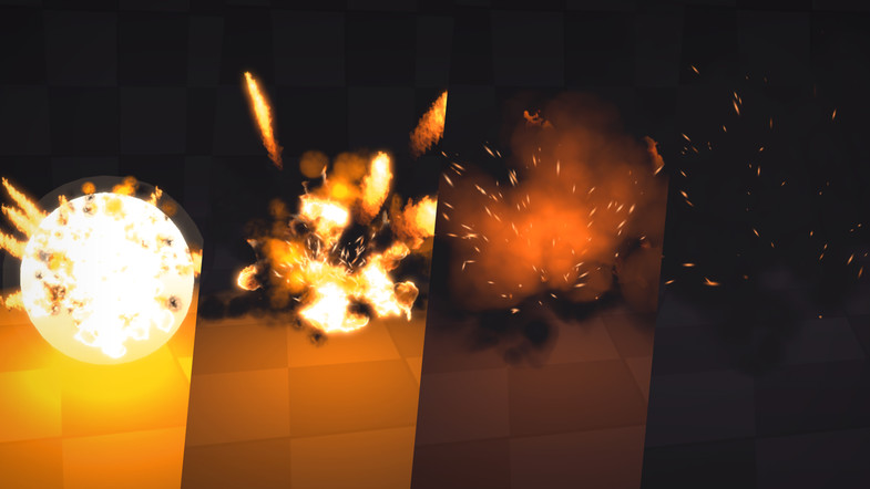Recommendation of Unity Assets you can use in STYLY [Unity Particle Pack 5.x] Free Flames