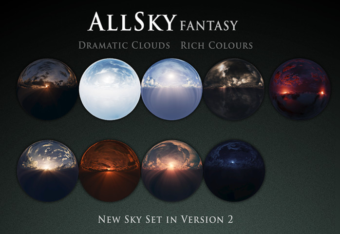 Recommendation of Unity Assets you can use in STYLY [AllSky] Sky