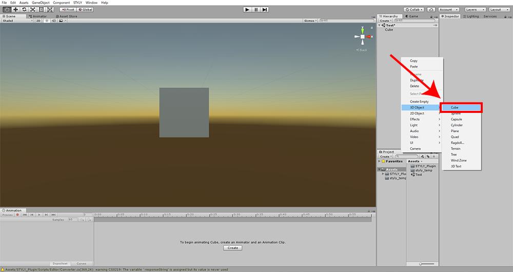 Unityシェーダーによる3Dモデルのアレンジ方法 | STYLY