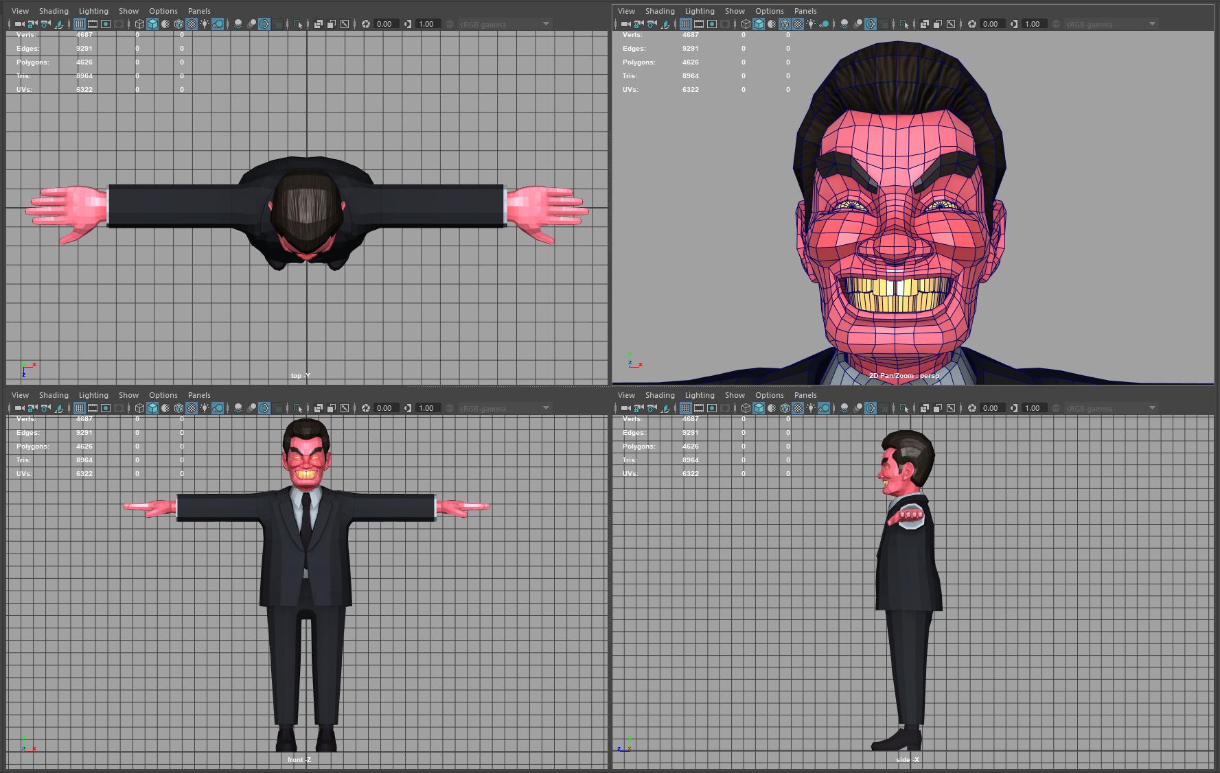 3DモデルをWEB/VR双方で活かしたサラリーマンVRコンテンツ「サラリーランド」とは?