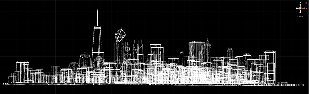 Wireframe Shader