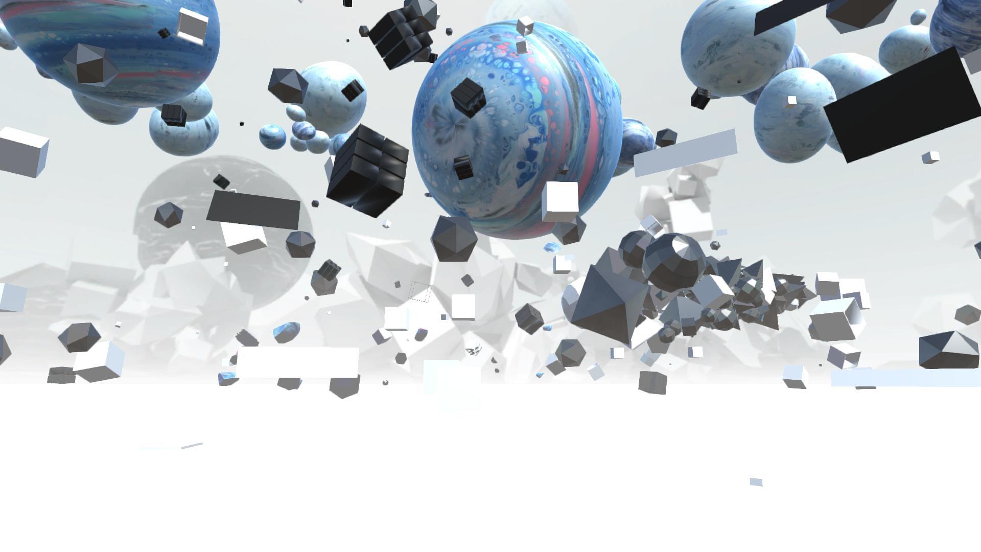 音のVR空間「ENCLOSURE」はいかにして、音と映像をマッチングさせたのか?