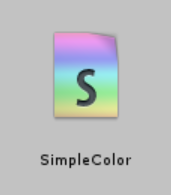 SimpleColor.shader