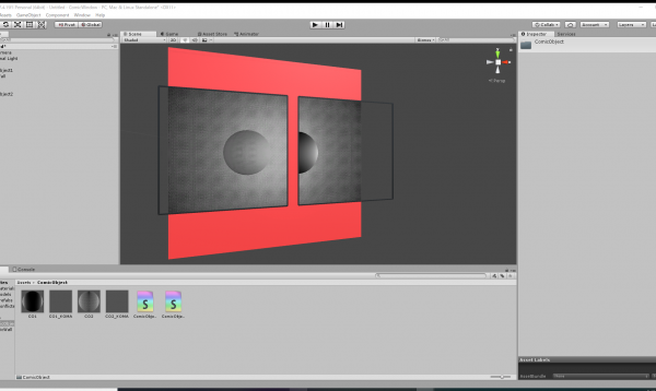Unlit Cast Shadow' Shader useful for Photogrammetry | STYLY