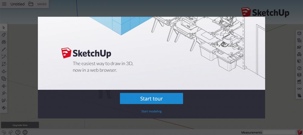 SketchUp_Web version