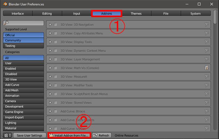 Blender] Import VRM file | STYLY