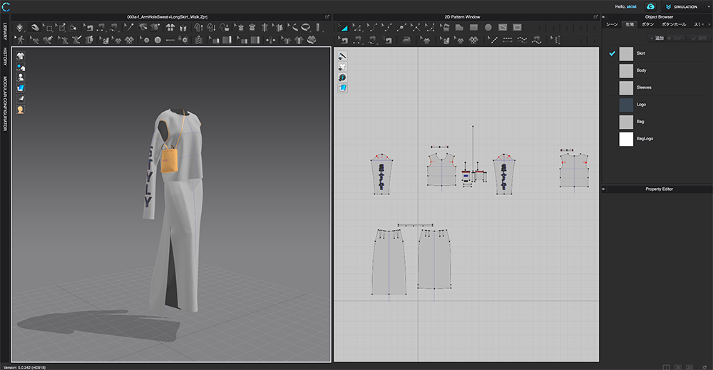 Clo 3d Introduction To Clo A 3d Cad Tool For The Apparel Business How To Install Styly