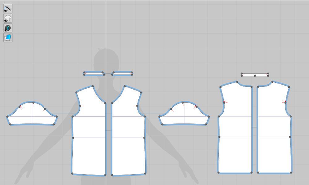 Delete stitching②