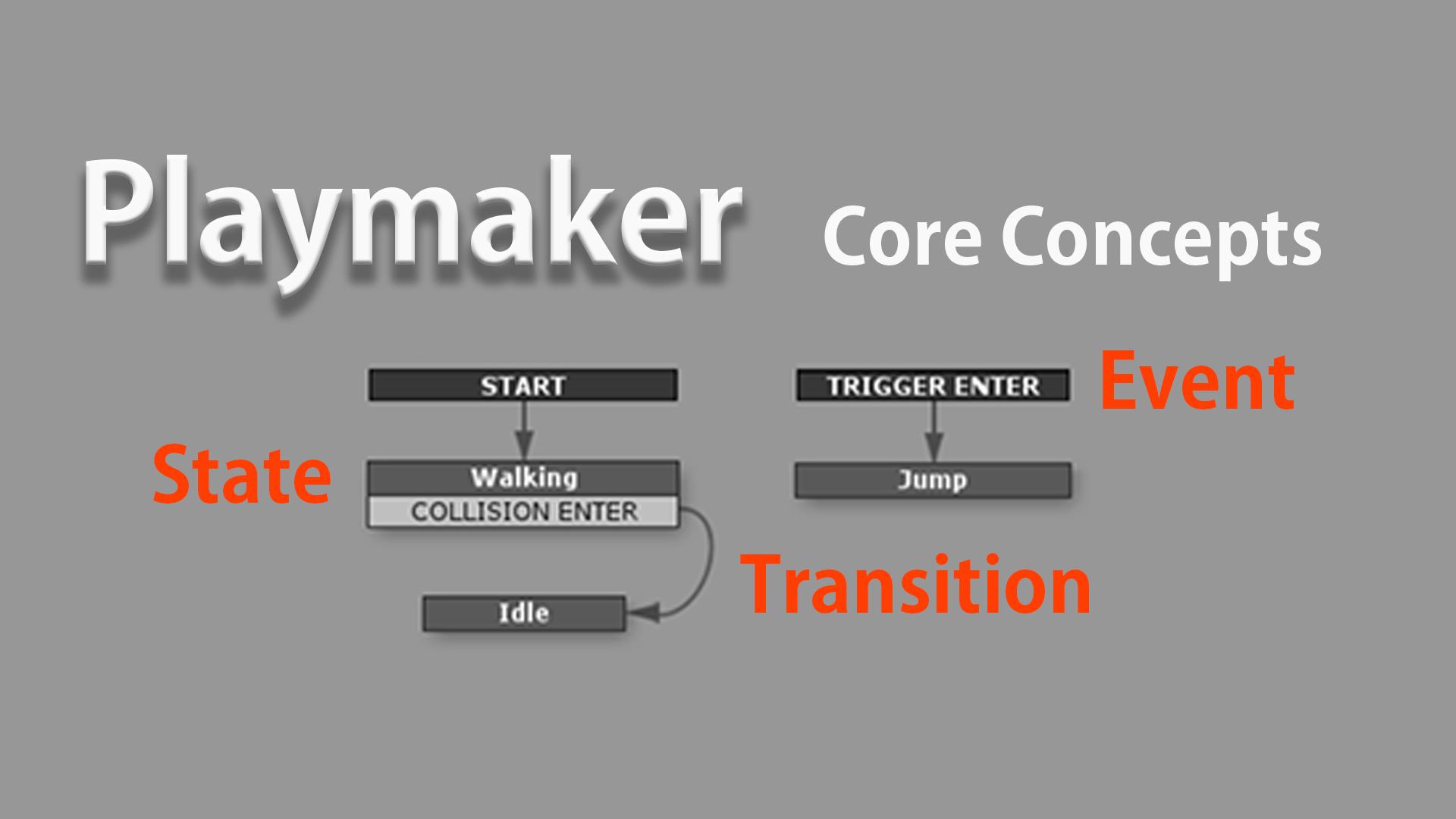 Playmaker Core Concepts