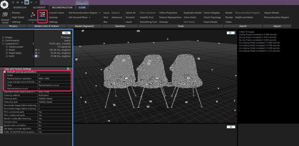 How to update modified model in Reality Capture and 3DF Zephry
