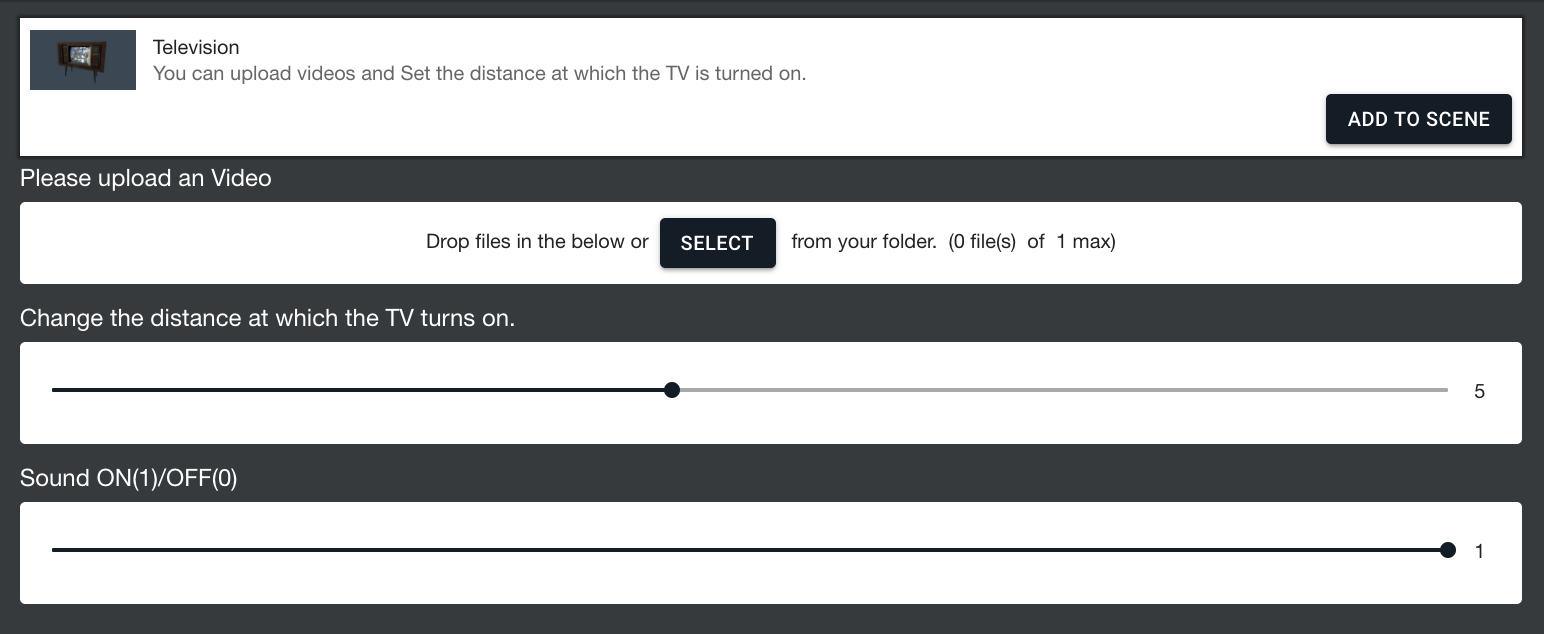 Television procedure