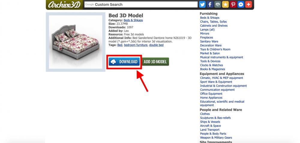 モデルをダウンロードする方法_01