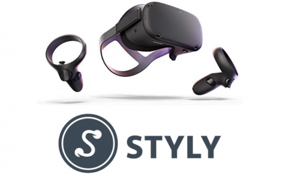 STYLYをOculus Questで楽しめます