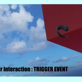 [Unity/Playmaker] How to Trigger an Event when the Controller Touches an Object (TRIGGER EVENT)