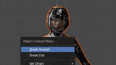 Apply Smooth Shade