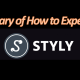 [Summary] How to experience the STYLY scene VR・AR (Mobile) / Web browser / Looking Glass Introduction by procedure