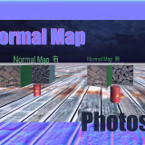 How to make a normal map using only Adobe Photoshop