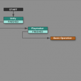"Making Your First Game Using PlayMaker ""2"" – Basic Operation"