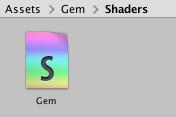 Shader file