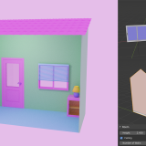 "[Blender 2.8] Using Archimesh as an Add-on for Architecture (1), ""Let's make a base room."""