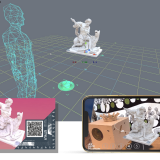 STYLY Supports AR Content Creation – Easily Distribute AR Content to Smartphones and Tablets