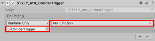 Function is now active.