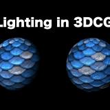 Lighting in 3DCG: Understanding the map