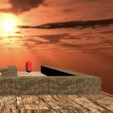 【Unity / NavMesh】AIを使って自動で移動する3Dモデルを作る