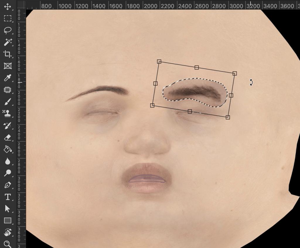 Rotate/Scale