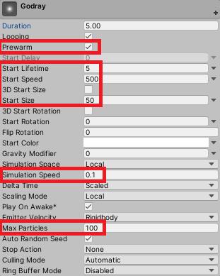 Editing the Main module