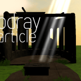 【Unity】パーティクルシステムを利用してゴッドレイを表現する