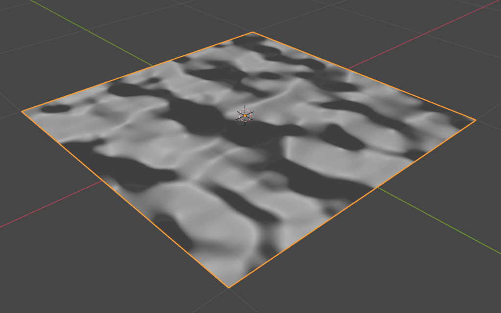 Applying the Musgrave Texture