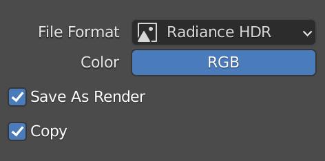Radiance HDR