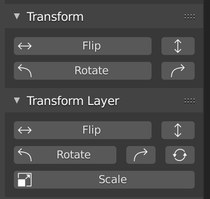 Transform/Scale