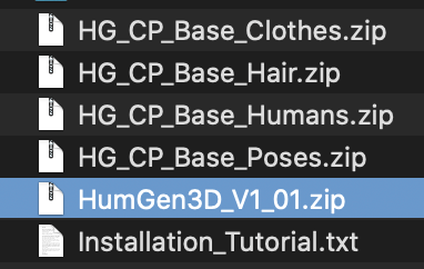The zip that is not HG_CP_.